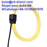 Sensori correnti di verde blu della bobina gialla rossa del nero 1800A 333mv Rogowski con il diametro di 6-50cm