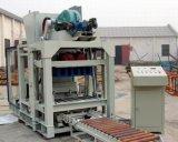 Machine de fabrication de brique concrète de cavité de cendres volantes/machine concrète de brique