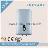 Calefator de água elétrico Kvt129p da cabeça de chuveiro da venda quente