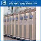 China-flüssiger Sauerstoff-Stickstoff-Argondewars-Gas-Zylinder