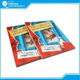 Commande polychrome et impression de livre de B/W