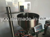 Machine de conditionnement liquide d'ampoule de petite de miel de qualité de confiture sauce automatique à ketchup