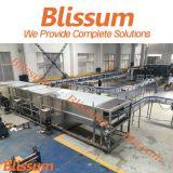 2017년 Blissum는 8개 의 000bph 순수한 물 채우는 병 채우게를 완료한다
