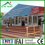 Grande PVC 25m Span Exhibition Tent Marquee House di Waterproof