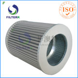 Filtre de gaz de pli de polyester de l'Italie de rechange de Filterk