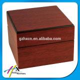 Коробка пакета вахты горячего сбывания 2016 роскошная одиночная деревянная