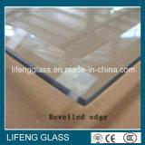 低価格の証明された明確なストーブ炉の版緩和されたガラス