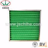 Filtres de panneau d'air de charbon actif (CHROMATOGRAPHIE GAZEUSE de ch)