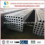 En10210 S355 heißes gebildetes rechteckiges strukturelles materielles China Tausendstel-Stahlrohr
