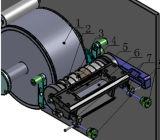 Impresora de la escritura de la etiqueta de Flexo del registro en-Que se ejecuta (HY2001R)