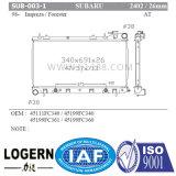 Radiateur de véhicule pour Subaru Impreza/Forester'98-02 chez Dpi : 2402