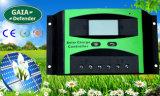 태양 에너지 시스템을%s 무료 샘플 12V24V 40A 50A 60A 태양 책임 관제사