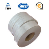 PVC/Pet Duidelijke Witte Infrarode Weerspiegelende Band voor Auto en Vrachtwagen