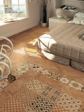 Mattonelle RS-PV6002m1 della porcellana lustrate impressione spagnola