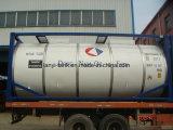 25000L عالية الجودة كبيرة الحجم الفولاذ المقاوم للصدأ الحاويات صهريج للأغذية والنفط