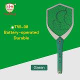 Swatter di mosca elettrico di alta qualità ad alta tensione con la spazzola di pulizia