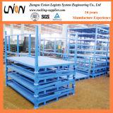 Einsparung-Abstand-Lager-stapelbare Stahlladeplatten