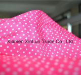 Tela Chiffon tecida do poliéster colorido da cópia para o vestido/camisa