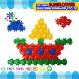 Kind-Plastiktischplattenspielzeug-Fläche-Bausteine