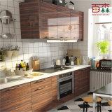 WheelおよびCompetitive Priceの光沢度の高いFinish Kitchen Design