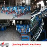 Fornitore di lavoro a maglia della macchina del telaio del sacchetto tessuto pp della plastica