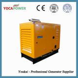 central eléctrica al aire libre del trabajo del generador impermeable 30kVA