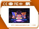 Schermo di visualizzazione dell'interno del LED di Abt Shenzhen P6 RGB per affitto