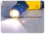Nuovo cacciavite senza cordone del litio del cacciavite 3.6V con la torcia elettrica (TKL0230)