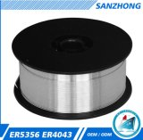 Collegare Er5356 Er4043 Er1100 per il materiale della lega di alluminio della saldatura
