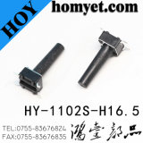 Interruptor do tacto com tipo 6*6*5mm 4pin de SMD (HY-1102S-H5)