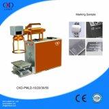 Markierungs-Maschine Goldqualitätsminilaser-30W vom China-Hersteller