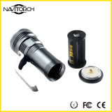 Lúmens do diodo emissor de luz do CREE XP-E 260 Waterproof a luz portátil (NK-855)
