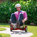 Nuevo juguete al aire libre Sporting Scooter asiento de bicicleta eléctrica de 3 ruedas