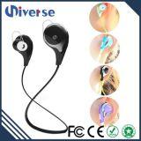 Auricular sin hilos de Bluetooth V4.1 Bluetooth del CSR de los auriculares del chipset de la alta calidad deportiva del receptor de cabeza en oído