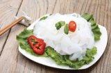 Pastas Konjac al por mayor blancas suaves de los tallarines