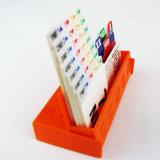 El papel substituye la tarjeta para el puente duplicado