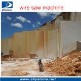 Le fil a vu la machine de découpage pour le granit, marbre, pierre à chaux