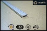 Rail en aluminium aveugle romain de voie avec le Velcro Gl3003