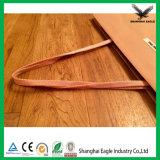 Sacco di carta promozionale con la maniglia del nodo della corda dei pp