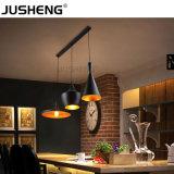 Stile moderno della lampada Pendant, ristorante che appende gli indicatori luminosi Pendant con la lampadina