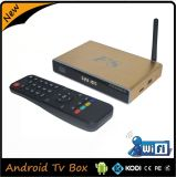 2016インドチャネルIPTVのセットトップボックスが付いている人間の特徴をもつスマートなTVボックス