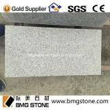 Tuiles de pavage extérieures grises de pierre de galet de tuiles de G603 Grainte