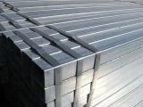 Труба b ранга ASTM A53 Hot-DIP гальванизированная квадратная стальная