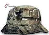 森林カムフラージュの軍隊のCamoのバケツの漁師の帽子