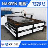 Máquina de estaca de aço do plasma do CNC da tabela para a folha de metal