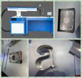 Soldadora de laser para plateado de metal