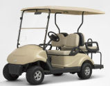 4 Seats EQ9022-V4 Whiteの48V Electric Golf Cart