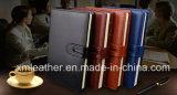 Дневник новой тетради конструкции роскошный кожаный