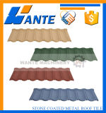 Плитка крыши металла самого лучшего камня цинка сбываний алюминиевого Coated