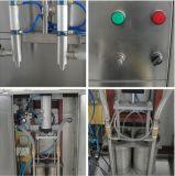 Машина упаковки машины завалки пищевого масла Semi автоматическая